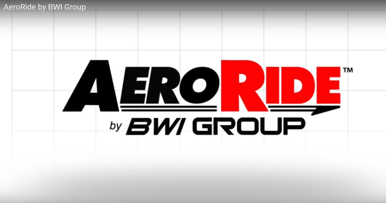 AeroRide air suspension by BWI Group offers many great benefits
